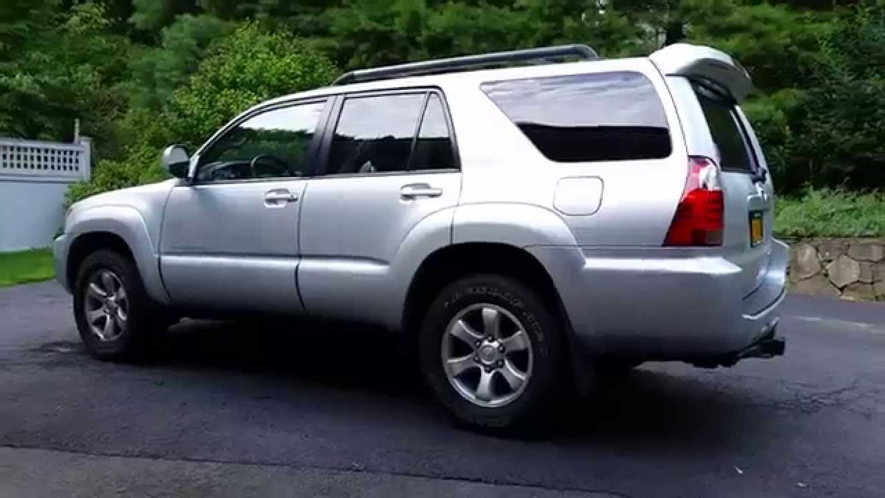 Toyota 4runner Old Man Emu Lift Kit Youtube