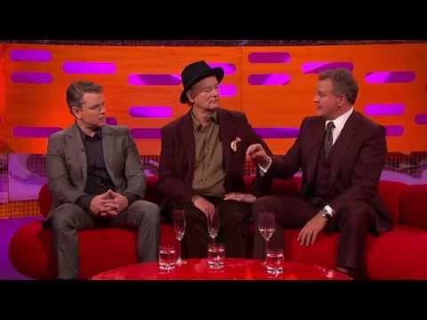 The Graham Norton Show-Matt Damon, Bill Murray, Hugh Bonneville- Part 2- Vol.1