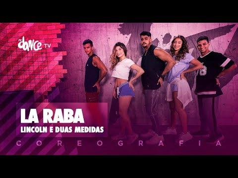 La Raba - Lincoln e Duas Medidas | FitDance TV (Coreografia) Dance Video