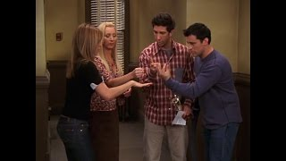 THE ONE WITH LATE THANKSGIVING