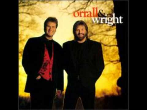 Autographs-original Music Orrall & Wright-signed Photo