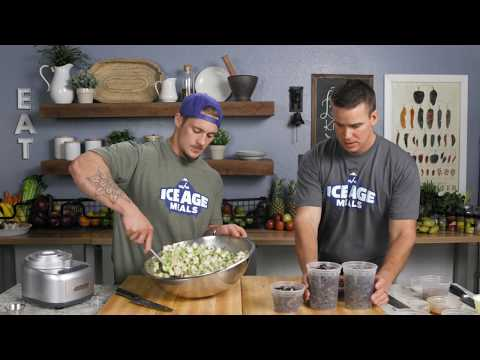 Nick Massie: Pecan Chicken Salad