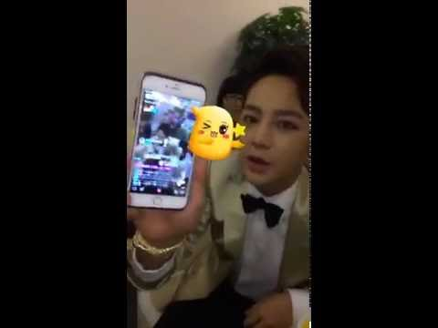 [LIVE] 20160730 JangKeunSuk it's show time in shenzhen (interview)