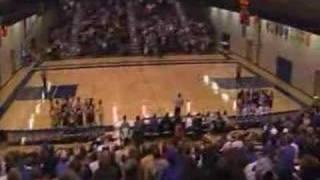 2007 Jhs Girls' Basketball Team From 12/21/07