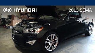 Hyundai Legato Concept 2013 Videos