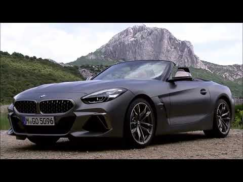 New 2020 BMW Z4 Roadster - Review