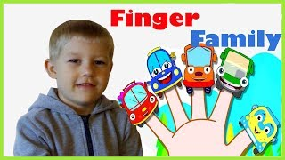 Finger Family Song (Daddy Finger) Wheels On The Bus Nursery Rhymes For Children, Babies