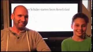 Videobotschaft von Niki & Marc Huster