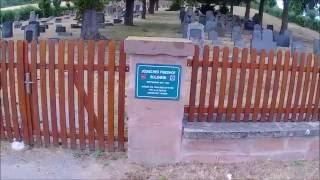 The Jewish Cemetery in Rülzheim