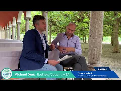 Episode 15 Dr.Health720 Part 1- Quantum Coaching with Michael Danz, Business Coach