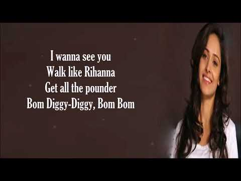 Bom Diggy Diggy LyricsZack Knight, Jasmin WaliaLyrics With English Translation