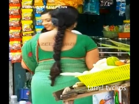 Serial Aunty Saree Show: Description