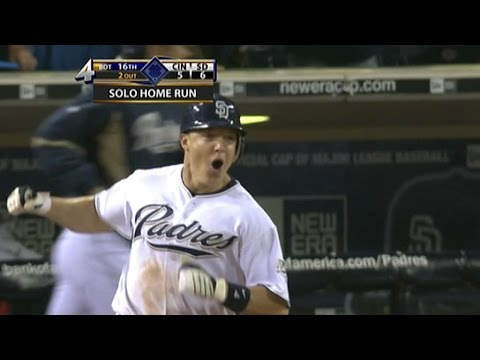 Hundley's walk-off homer ends 16-inning game
