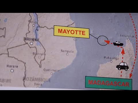 Focus - Europe via the Indian Ocean? New wave of illegal immigration hits France's Mayotte