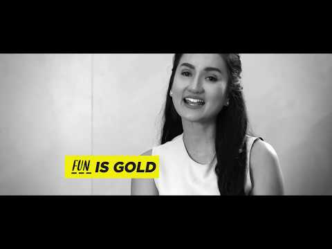 #GOforGOLDS with Gold's Gym Indonesia