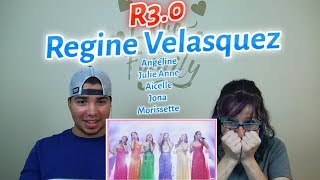 MOM & SON REACTION! R3.0 Regine Velasquez with Angeline, Julie Anne, Aicelle, Jona & Morissette