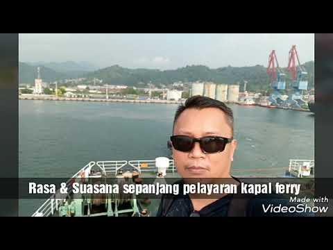 Kapal Ferry Lampung - Tj. Priok