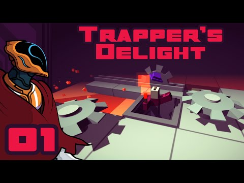 Let's Play Trapper's Delight - Multiplayer Gameplay Part 1 - This Game Is Amazing!