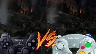 GameCube Vs PlayStation 2 - Call of Duty - Finest Hour