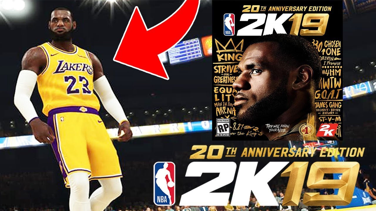 e49e136543c NBA 2K19 LEAKS IMPORTANT INFORMATION 😱 NEW PARKS, MASCOTS, and SPEED  BOOSTING CONFIRMED!