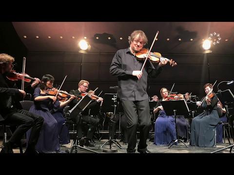 Mozart - Violin Concerto No. 5, K. 219 - I: Allegro aperto – Adagio – Allegro aperto
