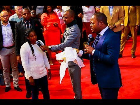 """😱 UNBELIEVABLE: """"A woman that WETS her bed and wears DIAPERS is set FREE"""" by Pastor Alph LUKAU"""