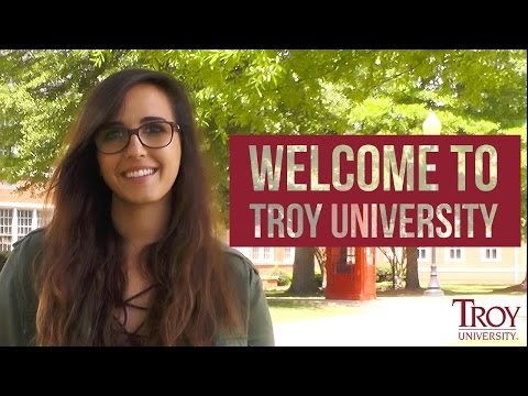 Welcome To Troy University