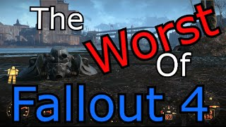 Fallout 4 Top 10 Worst Design Choices and Biggest Mistakes