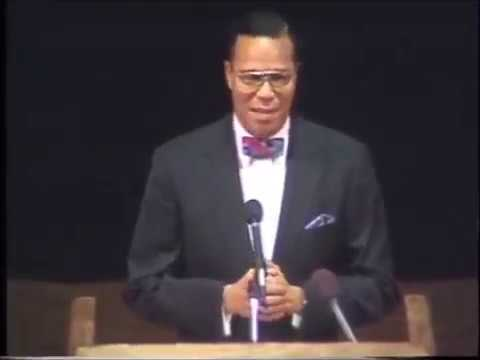 Louis Farrakhan: What Gives You Value?