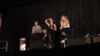 2018 Supernatural NJ Kim, Briana, Clark