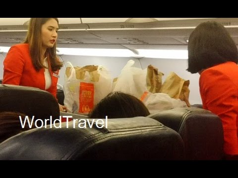 airasia-gives-out-free-mcdonald's-burgers-on-a-flight-in-thailand.