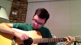 (776a) Zachary Scot Johnson Blues is Just a Bad Dream James Taylor Cover thesongadayproject Zackary