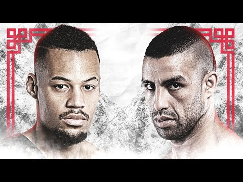 Regian Eersel vs. Mustapha Haida | Road To ONE: FISTS OF FURY III