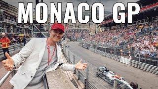 MY FAVORITE RACE OF THE YEAR - MONACO F1!!   NICO ROSBERG   RACEVLOG