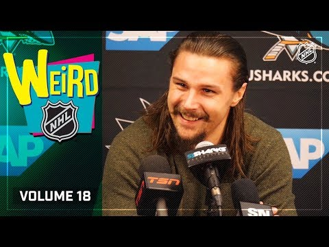 Weird NHL Vol. 18: The Time is Nigh for Weird!