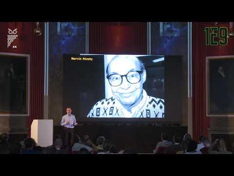 1E9 THE_CONFERENCE 2019 // Keynote by Joscha Bach, AI Foundation