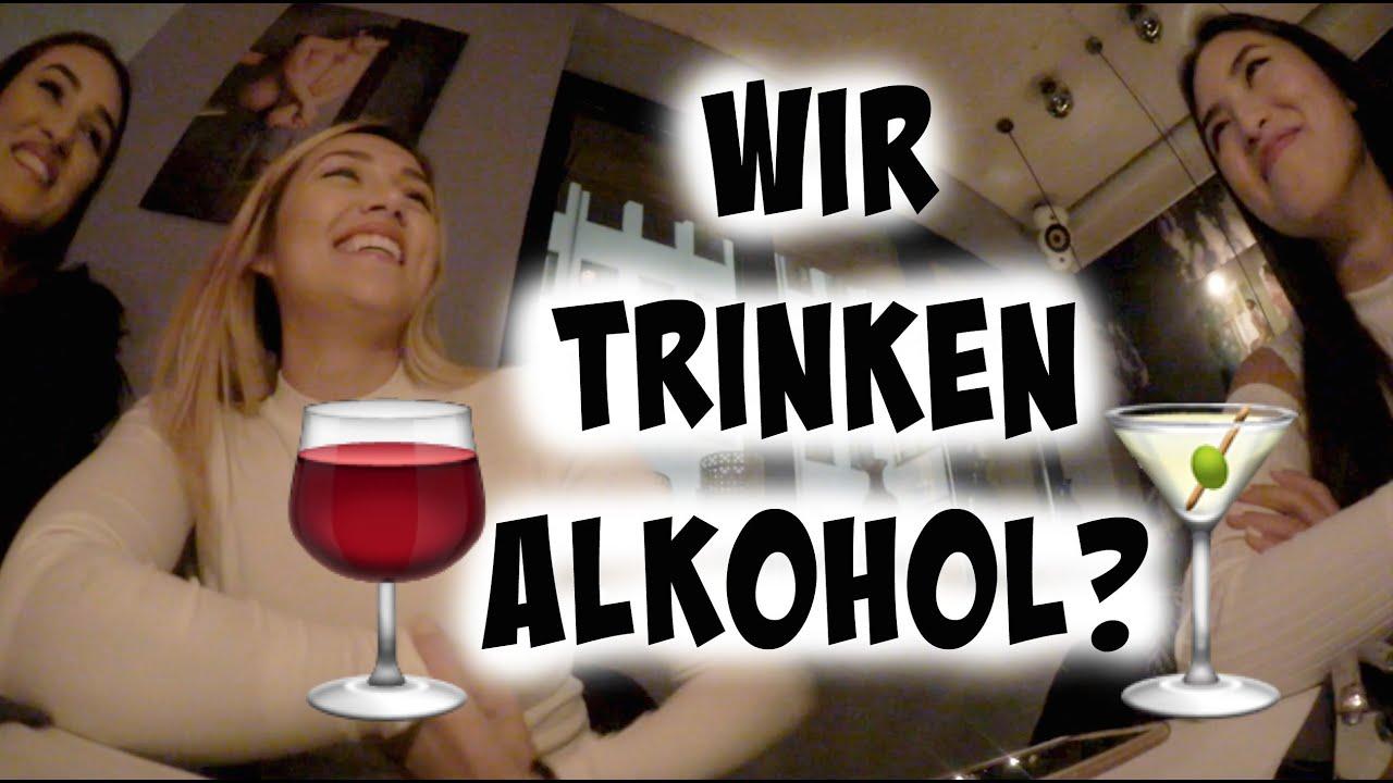 WIR TRINKEN ALKOHOL? | AnKat - YouTube
