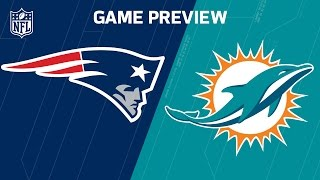 Patriots vs. Dolphins | Around the NFL Podcast | Week 17 Previews
