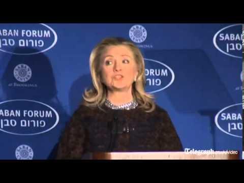 Clinton condemns Israeli settlement