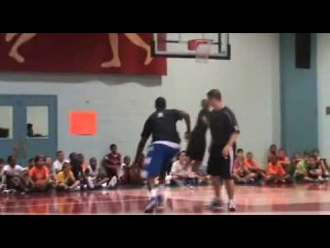 game 7 basketball clinic visits freeport rec