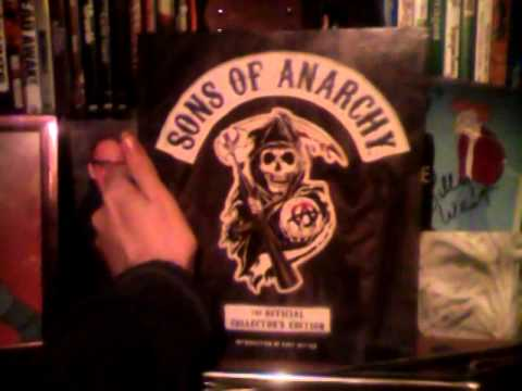 Sons Of Anarchy Book Review