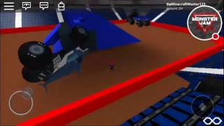 ROBLOX MONSTER JAM SEASON 3 MJS WEST AND MJS EAST