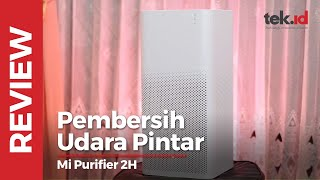 Review pembersih udara Mi Purifier 2H