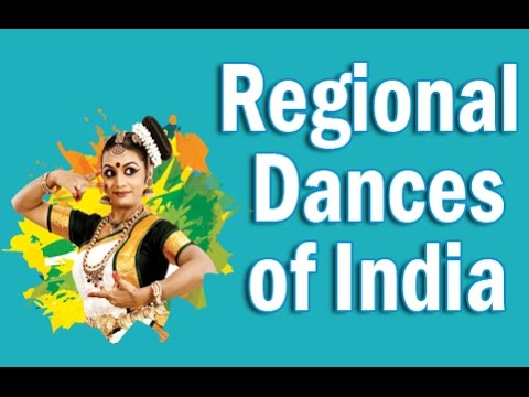 Regional Dances of India in Hindi | Static GK