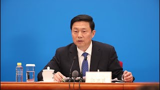 China's top political advisory body holds press conference ahead of annual session| CCTV English