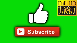 Video Best Outro Like And Subscribe Green Screen Effect For YouTube Video (Royalty Free) download MP3, 3GP, MP4, WEBM, AVI, FLV September 2018