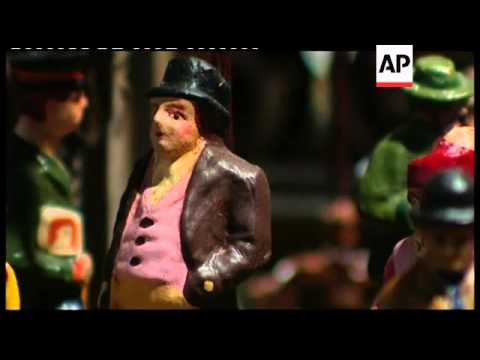 Massive antique toy collection on show ahead of sale