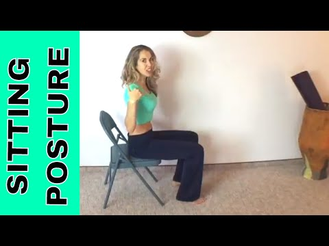How to Sit for Prolapse and DR {Sitting Posture Tutorial}