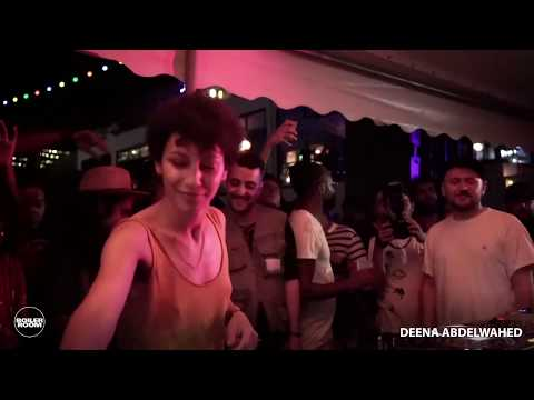 Deena Abdelwahed | Boiler Room Tunis: Point Collective X Hype