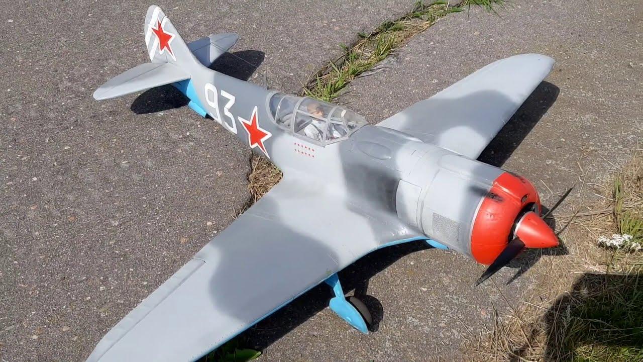 Авиамодели, радиоуправляемые самолёты, полёты, авиамоделирование №2